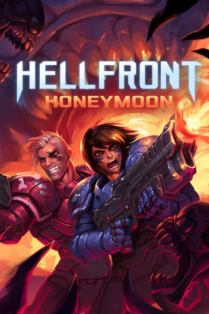 HELLFRONT: HONEYMOON poster image on Steam Backlog