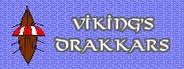 Viking's drakkars
