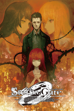 STEINS;GATE 0 poster image on Steam Backlog