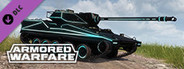 Armored Warfare - RDF-LT Skin Neon