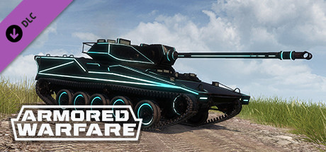 Armored Warfare - RDF-LT Skin Neon