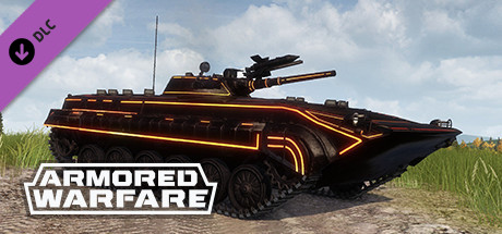 Armored Warfare - ZBD-86 Neon