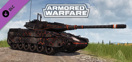 Armored Warfare - Stingray 2 Black Eagle