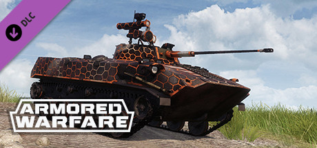 Armored Warfare - BMD 2 Black Eagle