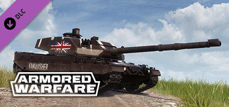 Armored Warfare - Vickers MK.7