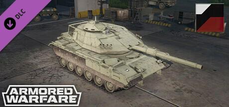 Armored Warfare - Sabra Mk .2
