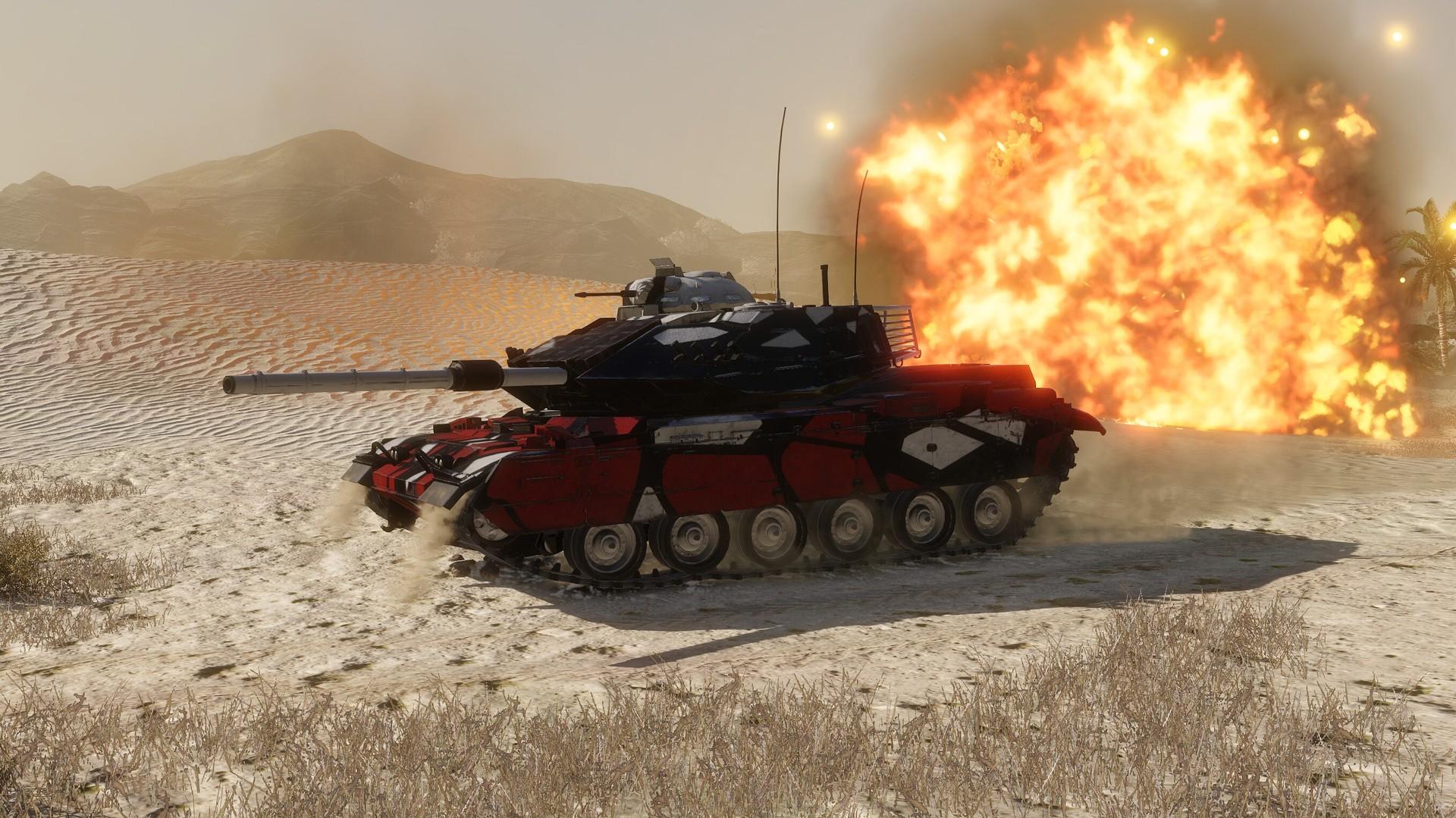 Armored warfare release date in Melbourne
