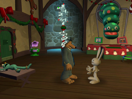 Скриншот из Sam & Max 201: Ice Station Santa