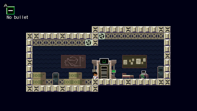 Sacred Stones - Cave Story Influence