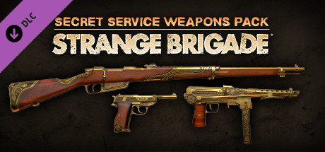 Strange Brigade - Secret Service Weapons Pack