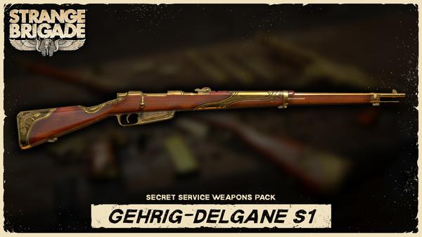 Strange Brigade - Secret Service Weapons Pack
