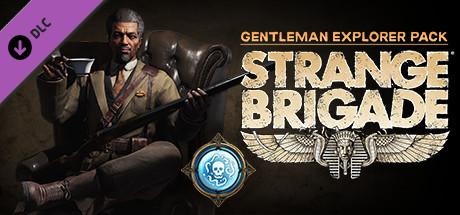 Strange Brigade - Gentleman Explorer Character Pack