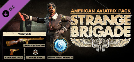 Strange Brigade - American Aviatrix Character Expansion Pack