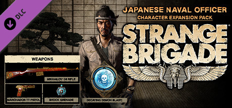 Strange Brigade - Japanese Naval Officer Character Expansion Pack