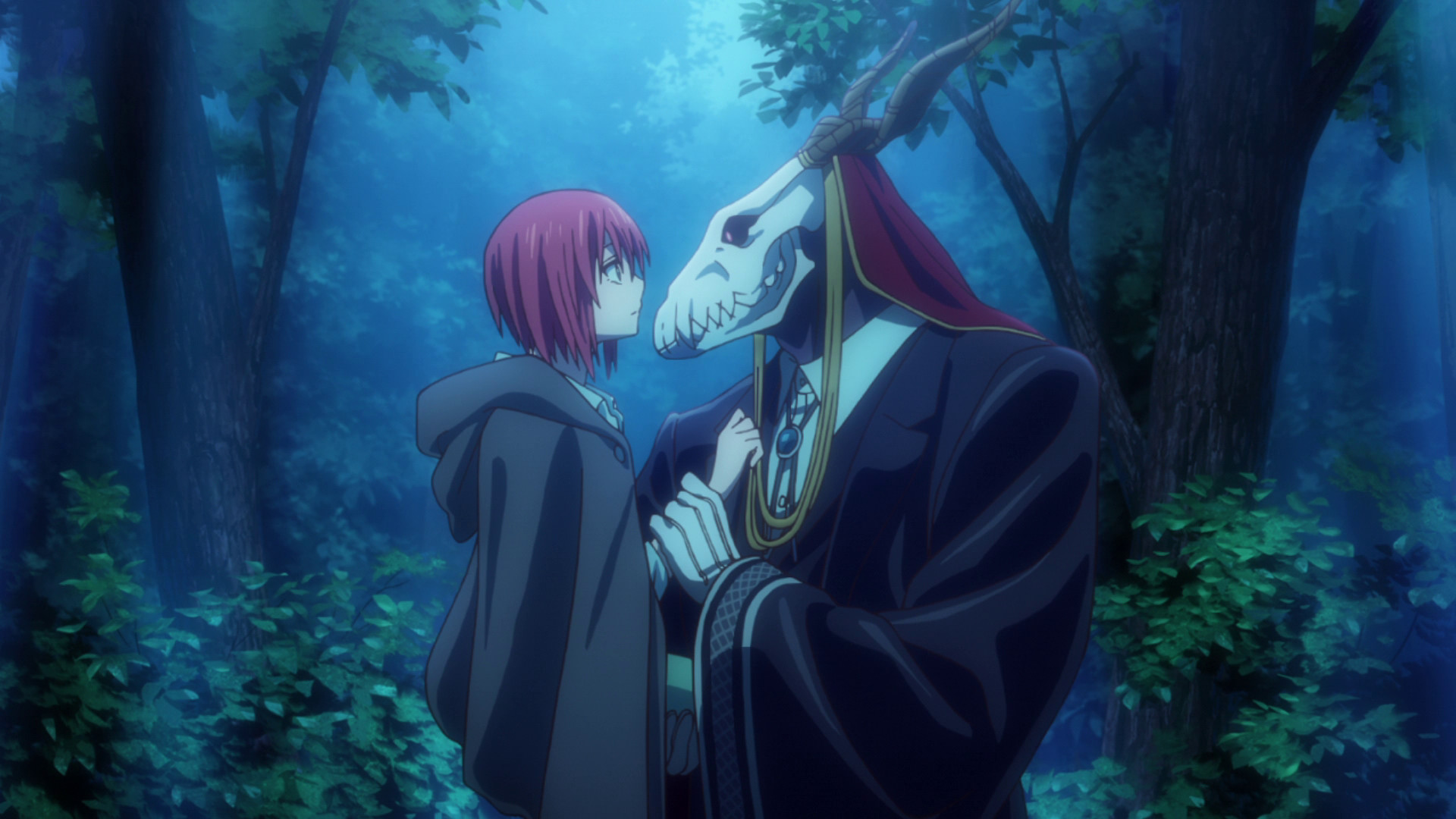 The Ancient Magus Bride Appid 826210 Steamdb