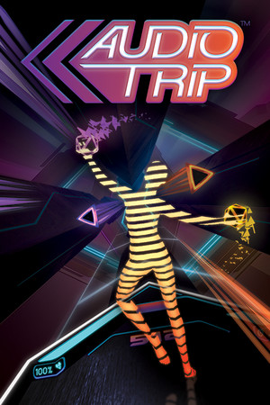 Audio Trip poster image on Steam Backlog