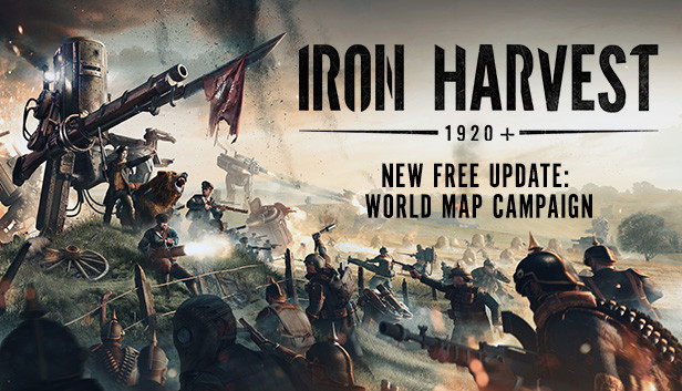Pre-purchase Iron Harvest on Steam