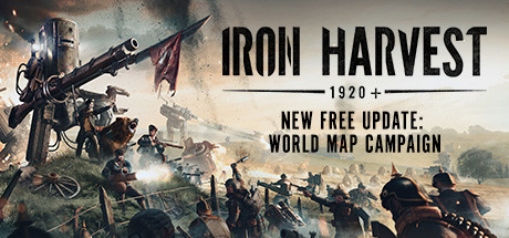 Iron Harvest technical specifications for PC