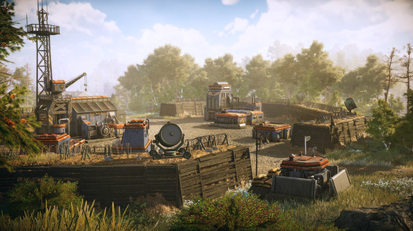 скриншот Iron Harvest 4