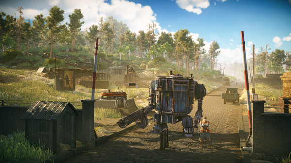 скриншот Iron Harvest 5