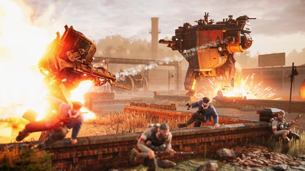 скриншот Iron Harvest 2