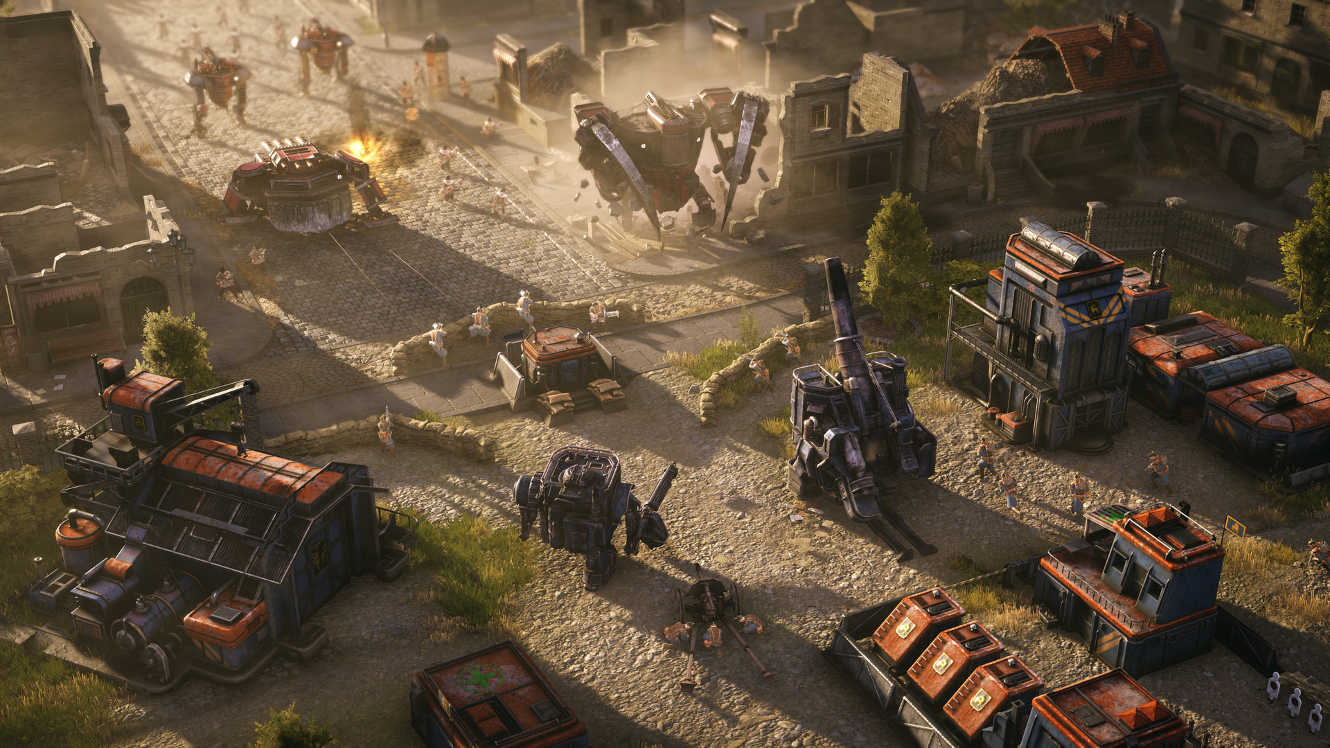 Find the best gaming PC for Iron Harvest