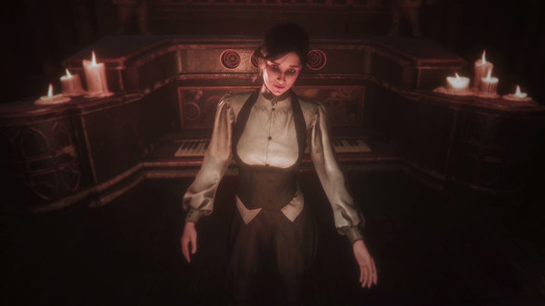 скриншот Maid of Sker 1