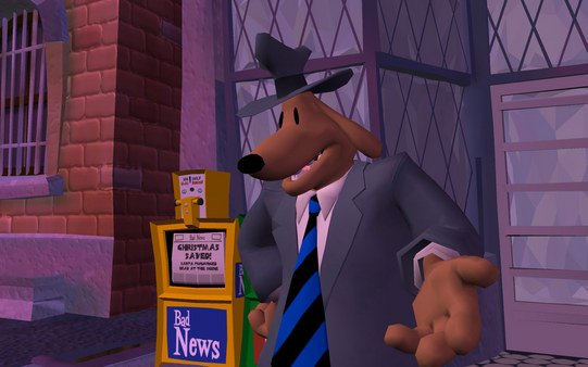 Sam & Max 202: Moai Better Blues