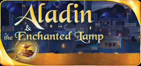 Aladin & the Enchanted Lamp cover art