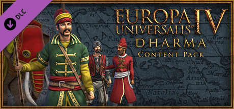 Content Pack - Europa Universalis IV: Dharma