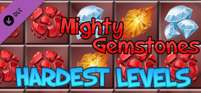 Mighty Gemstones - Hardest Levels cover art