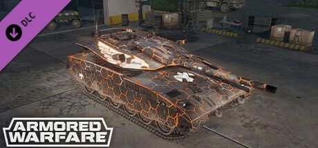 Armored Warfare - Merkava IID Black Eagle