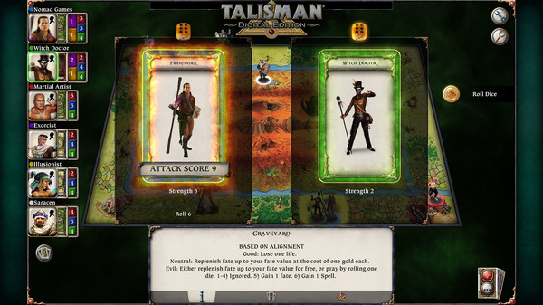 скриншот Talisman - Character Pack #18 Pathfinder 2
