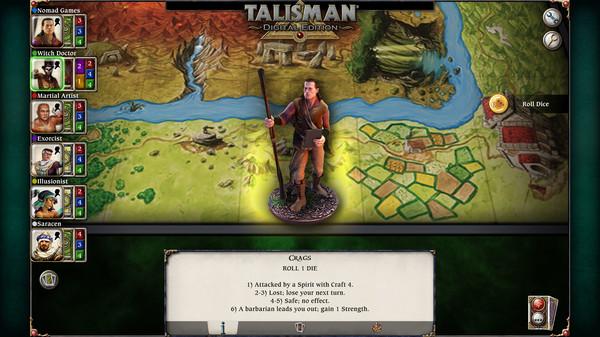 скриншот Talisman - Character Pack #18 Pathfinder 1