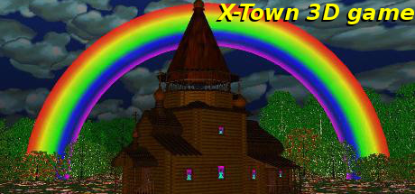 X-Town 3D game