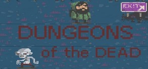 Dungeons of the dead cover art