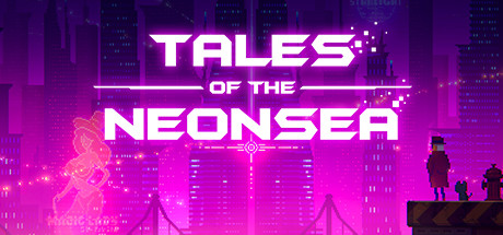 Teaser for Tales of the Neon Sea