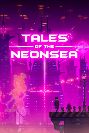 Tales of the Neon Sea poster image on Steam Backlog