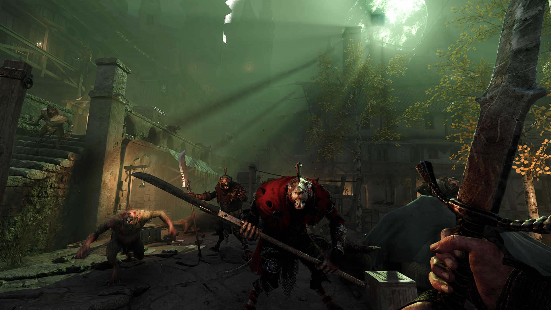 warhammer vermintide 2 system requirements