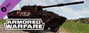 Armored Warfare - 2S14 Black Eagle