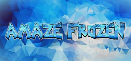aMAZE Frozen cover art