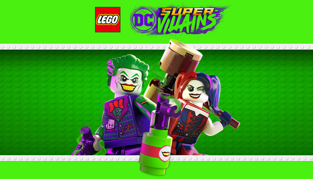 LEGO® DC Super-Villains on Steam