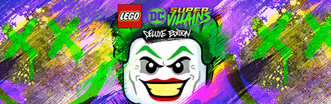 , LEGO� DC Super-Villains, P2Gamer