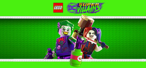 LEGO® DC Super-Villains cover art