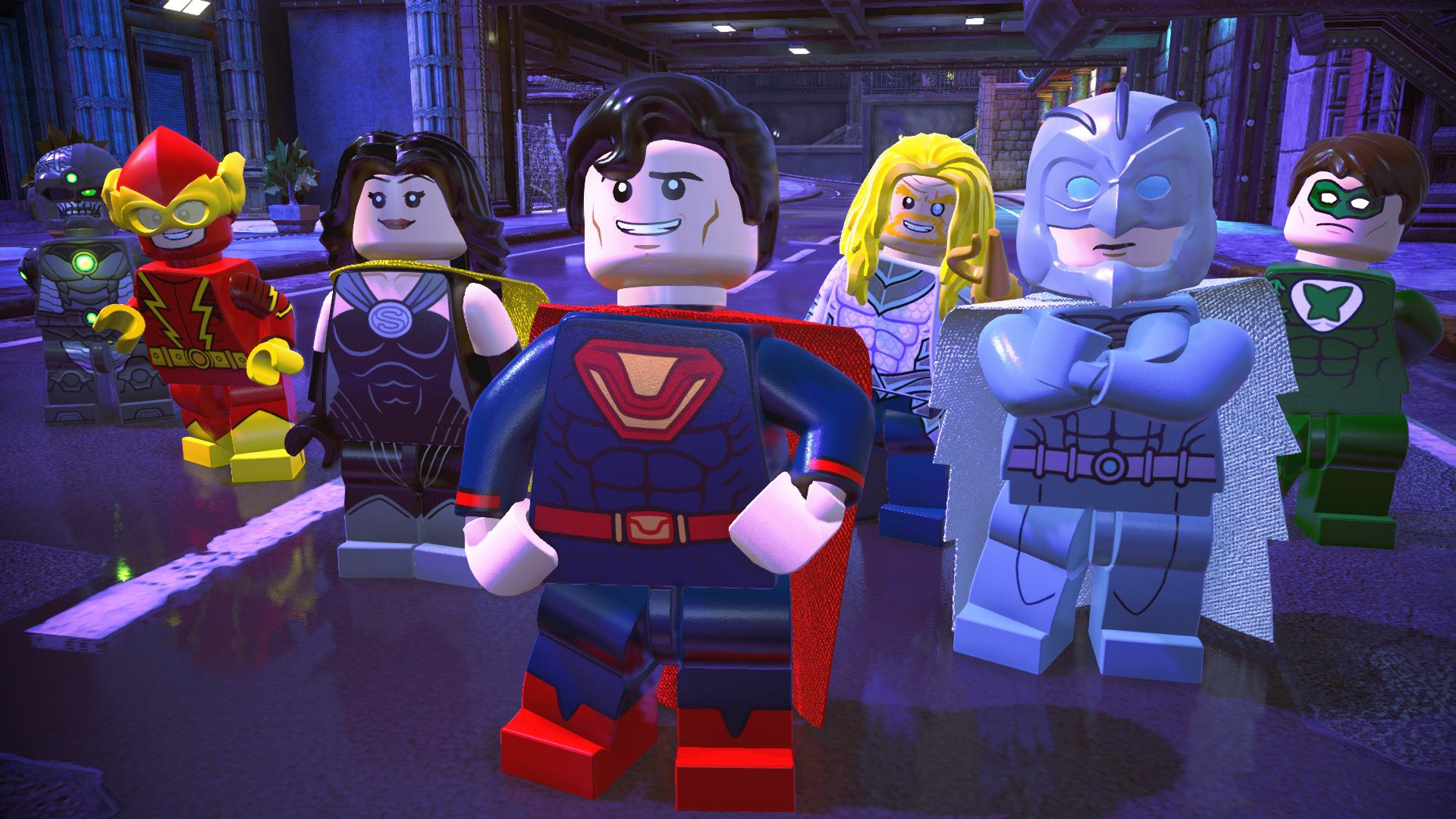 تحميل لعبة lego batman 2 للاندرويد