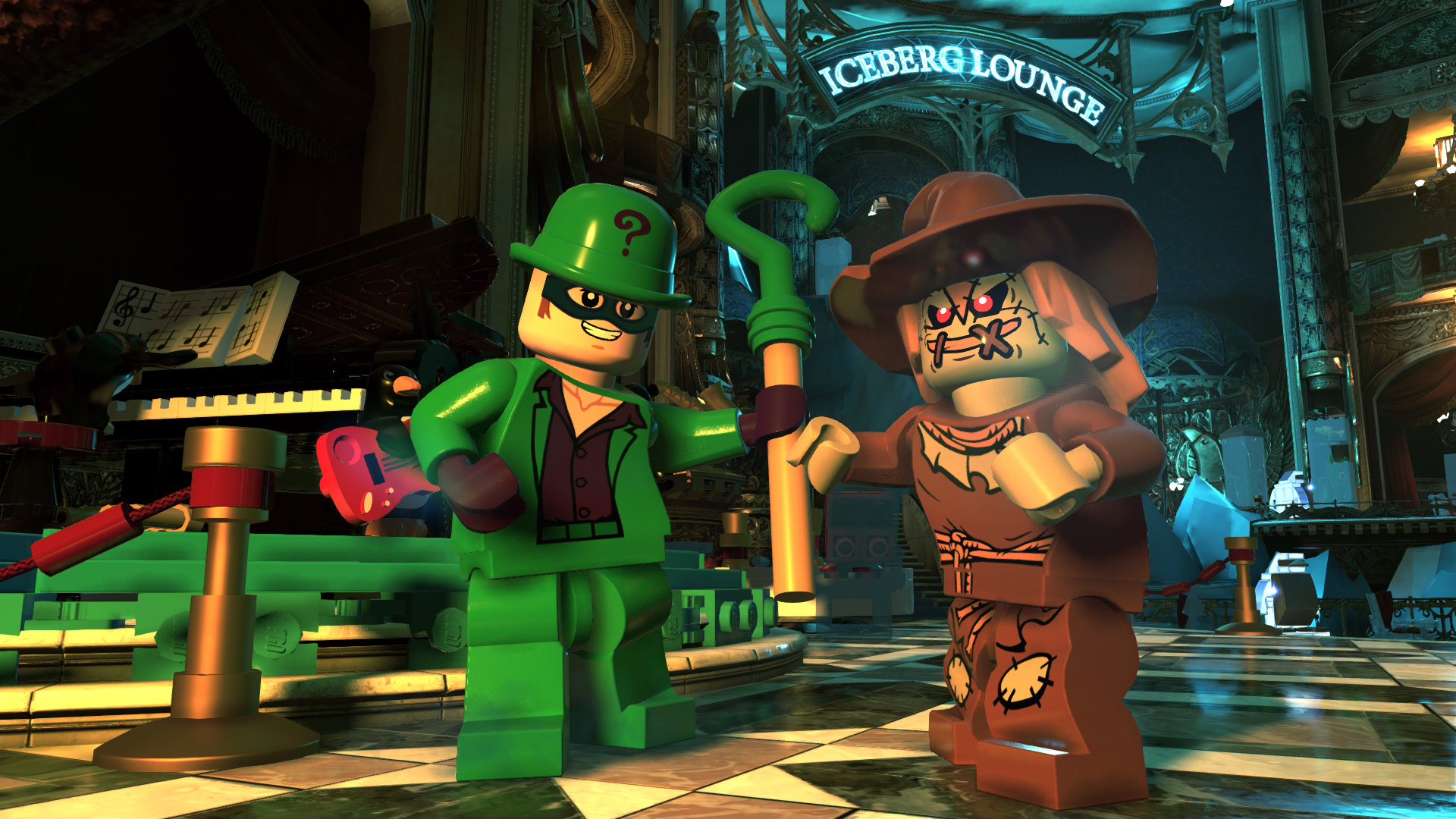 LEGO DC Super-Villains Download PC