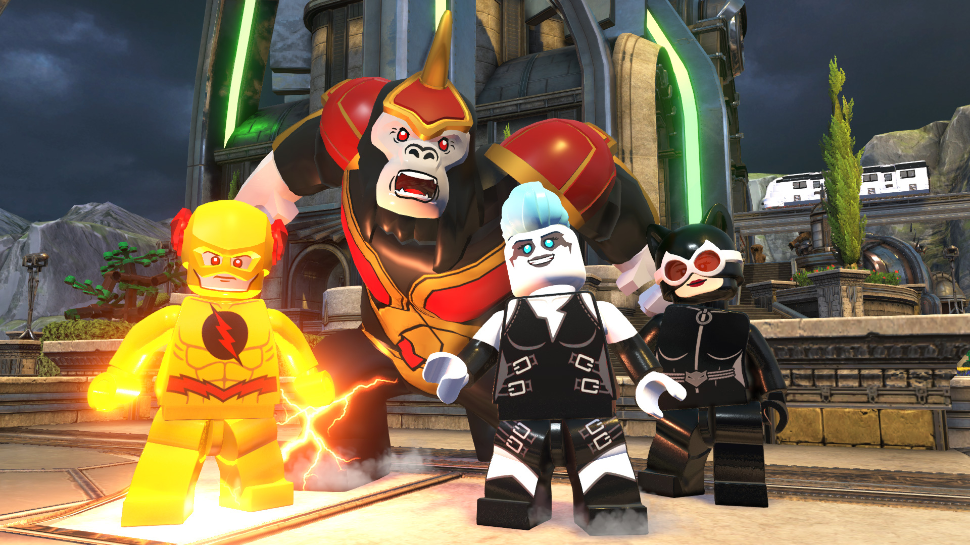 LEGO DC Super-Villains Download PC Game