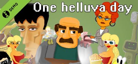 One helluva day Demo