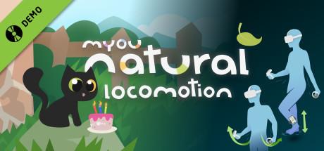Natural Locomotion Demo