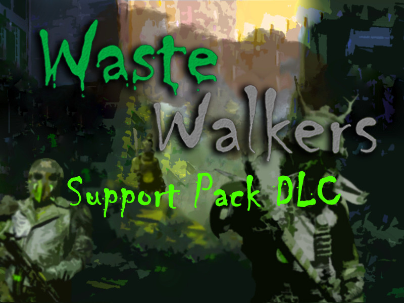Waste Walkers: Support Pack DLC 2018 pc game Img-2